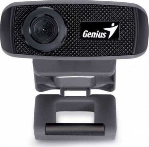 Camera Web Genius FaceCam 1000X v2 HD, Black