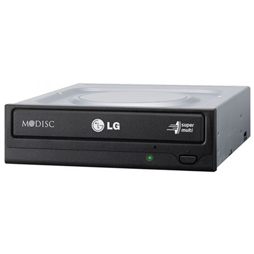 DVD Writer LG GH24NSD1, Black