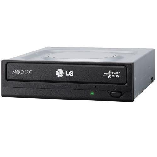 Unitate optica DVD-RW LG GH24NSD1, 24x, intern, S-ATA, negru, bulk