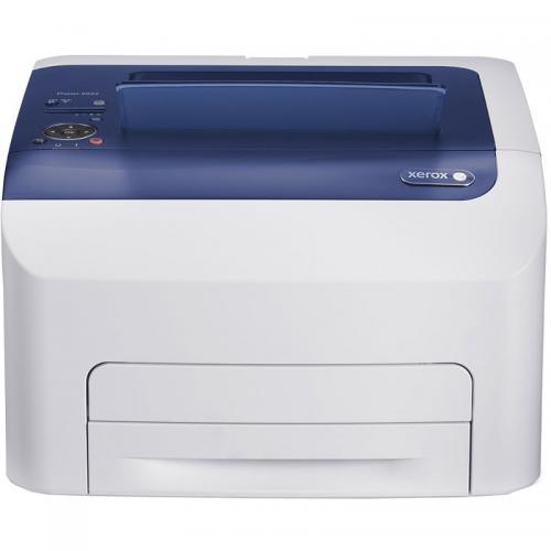 Imprimanta Xerox Phaser 6022V_NI, Alb