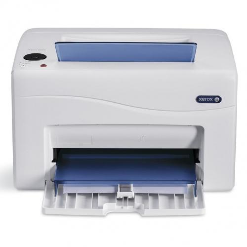 Imprimanta laser color Xerox Phaser 6020, Alb