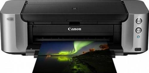 Imprimanta inkjet color Canon Pixma PRO-100S, Negru