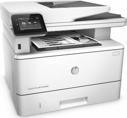 Multifunctional laser monocrom HP M426fdn MFP, A4, 38ppm, duplex, DADF, fax, ethernet, USB2.0