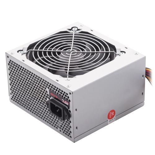 Sursa RPC 45000AB, 450W, ventilator 12cm, cabluri 35cm, bulk, Argintie