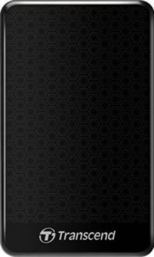 """HDD Extern Transcend StoreJet 25A3, 500GB, USB 3.0, 2.5"""", Negru"""