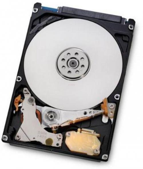 """HDD notebook Hitachi 500GB, 2.5"""", 7mm, 5400rpm, SATA3"""