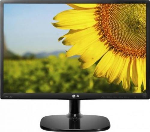 """Monitor LED LG 20MP48A-P.AEU, 19.5"""", HD, Negru"""