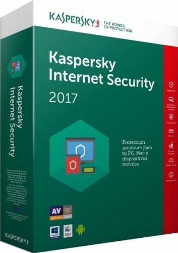 Licenta renew antivirus retail Kaspersky Internet Security 2017, 3PC, renew 1An + 3 luni gratuite, Retail