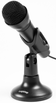 Microfon LogiStep LS-MIC800, Black