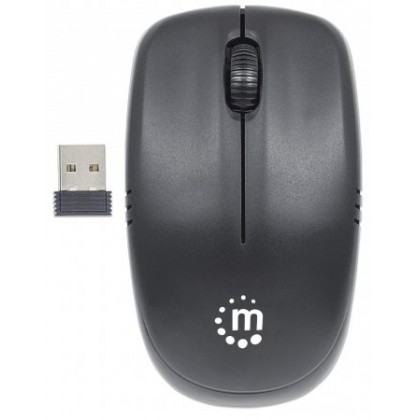 Mouse Spacer SPMO-F01, Black