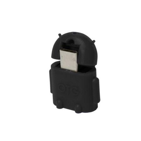 Adaptor OTG micro-USB la USB Logilink AA0062