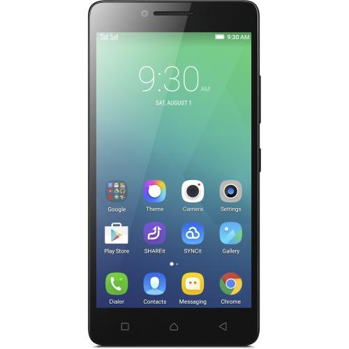 "Telefon mobil Lenovo A6010 Dual SIM, 5"" IPS, Quad-Core 1.2GHz, 8GB, 4G, A-GPS, Black"