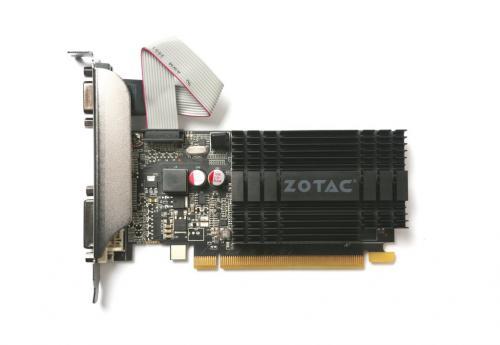 Placa video Zotac Nvidia GeForce GT 710, 2GB DDR3, 64-bit