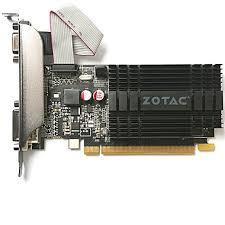 Placa video Zotac Nvidia GeForce GT 710, 1GB DDR3, 64-bit