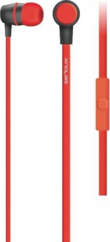Casti Serioux HDPHRED, Red