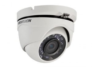Camera de supraveghere IP Hikvision Dome DS-2CE56C0T-IRMF28, White