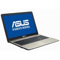 1 x Notebook ASUS X541NA-GO008, 15.6 HD LED, Intel Celeron Dual Core N3350 pana la  2.4GHz, RAM 4GB DDR3L, HDD 500GB, video integrat Intel HD, DVDRW, DOS