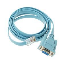 Cablu serial de consola administrare routere si switchuri Cisco CAB-CONSOLE-RJ45=