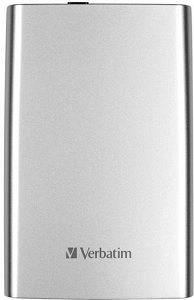 "HDD extern Verbatim Store 'n' Go 53021, 500GB, 2.5"", USB 3.0, 5400rpm, Silver"