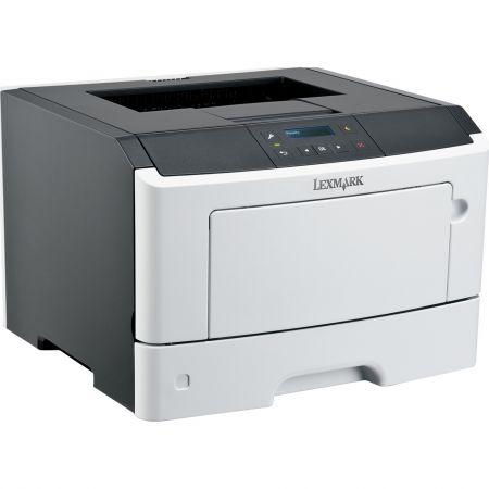 Imprimanta laser monocrom Lexmark MS317DN, A4, 33 ppm, 1200x1200 dpi, Duplex, Paralel / USB / LAN