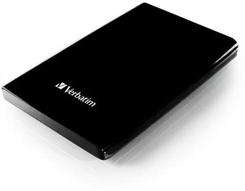 """HDD extern Verbatim Store 'n' Go 53150, 500GB, 2.5"""", USB 3.0, 5400rpm, Black"""