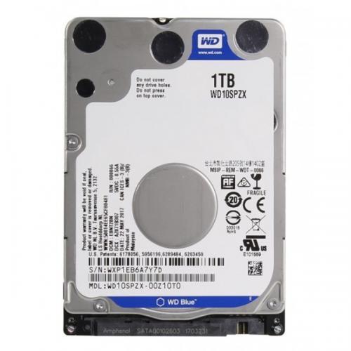 """Hard-disk Western Digital WD10SPZX, 1TB, SATA 3, 5400 rpm, 128Mb, 2.5"""""""
