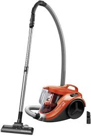 Aspirator fara sac Rowenta Compact Power 3A RO3724, 750 W, 1.5 l, Orange