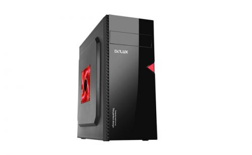 Carcasa Delux DW603, 450W, Black