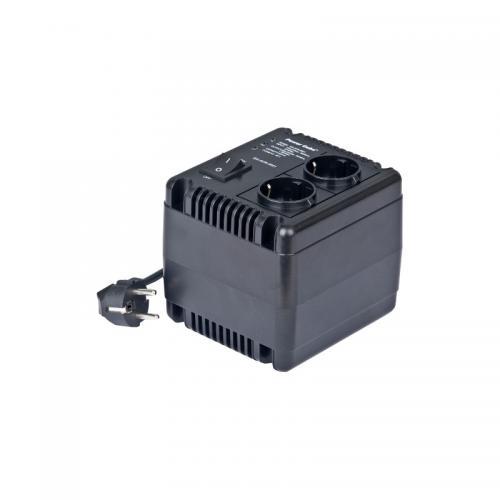 Stabilizator tensiune Gembird EG-AVR-0501, Black
