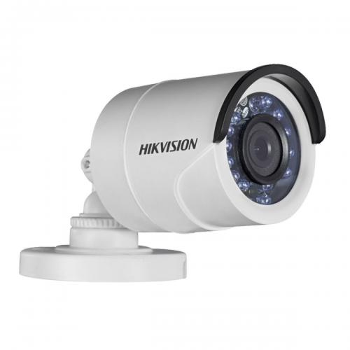 Camera de supraveghere IP Hikvision TurboHD Bullet DS-2CE16D0T-IRF(3.6mm), White