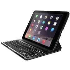 Husa cu tastatura tableta Belkin F5L176EABLK, Black