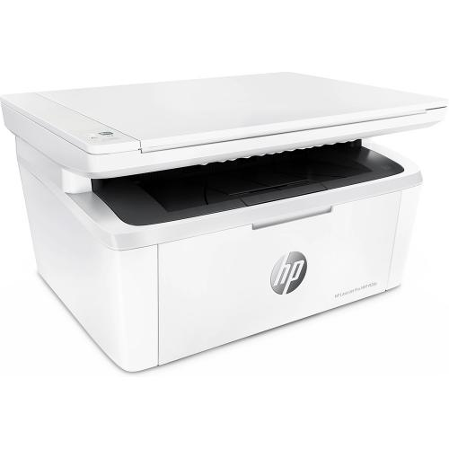 Multifunctional laser alb-negru HP LaserJet Pro M28W, A4, 18ppm, wireless, USB, alb