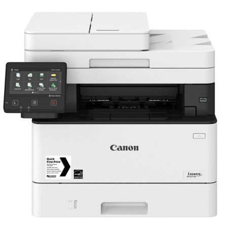 Multifunctional laser monocrom Canon MF421DW, A4 (Printare, Copiere, Scanare), viteza 38ppm, duplex, DADF, USB 2.0, LAN, Wireless