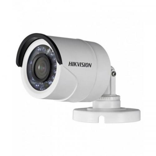 Camera de supraveghere IP Hikvision Turbo HD Bullet DS-2CE16D0T-IRPF28, White
