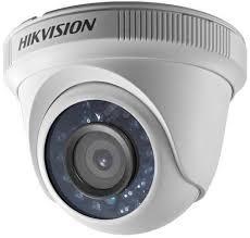 Camera de supraveghere IP Hikvision TurboHD Dome Turret DS-2CE56D0T-IRPF28, White