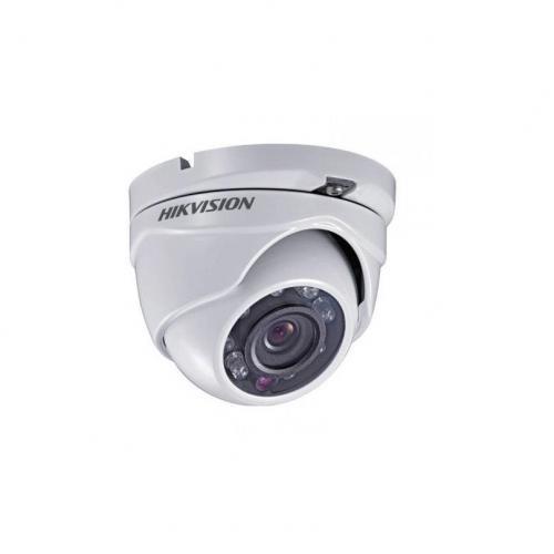 Camera de supraveghere IP Hikvision Dome DS-2CE56D0T-IRMF28, White