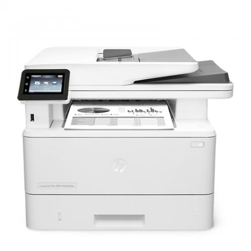 Multifunctional laser monocrom HP M426fdw MFP, A4, 38ppm, duplex, DADF, fax, ethernet, wireless