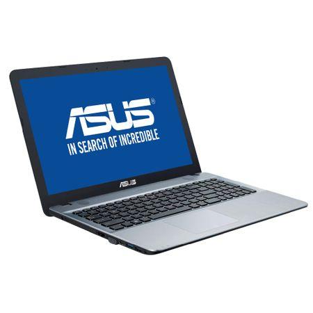 Notebook ASUS X541NA-GO017, 15.6 HD LED, Intel Celeron Dual Core N3350 pana la  2.4GHz, RAM 4GB DDR3L, HDD 500GB, video integrat Intel HD, DVDRW, DOS