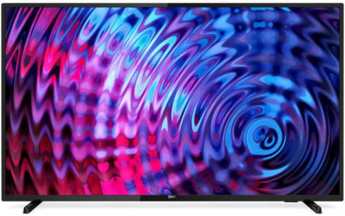 Televizor Smart LED Philips 32PFS5803/12, 80 cm, Full HD, Negru
