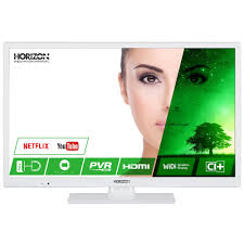 Televizor LED Smart Horizon 24HL7331, 61 cmF, Full HD, Alb