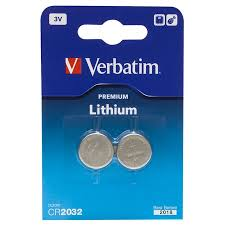Baterii Verbatim (CR2032)