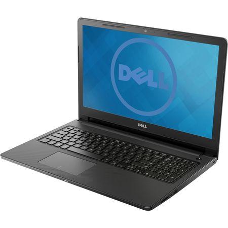 "Laptop Dell Inspiron 3576, 15.6"" LED FullHD, Intel Core i5-8250U 1.6GHz, RAM 8GB, SSD 256GB, AMD Radeon 520 2GB, DRW, Ubuntu, Black"
