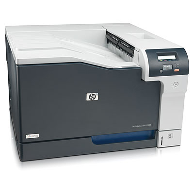 Imprimanta Color HP LaserJet Professional CP5225dn; A3, ppm: 20/20, USB 2.0, retea Eth., duplex; optional retea wireless